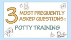 3 Most Frequently Asked Questions About Potty Training