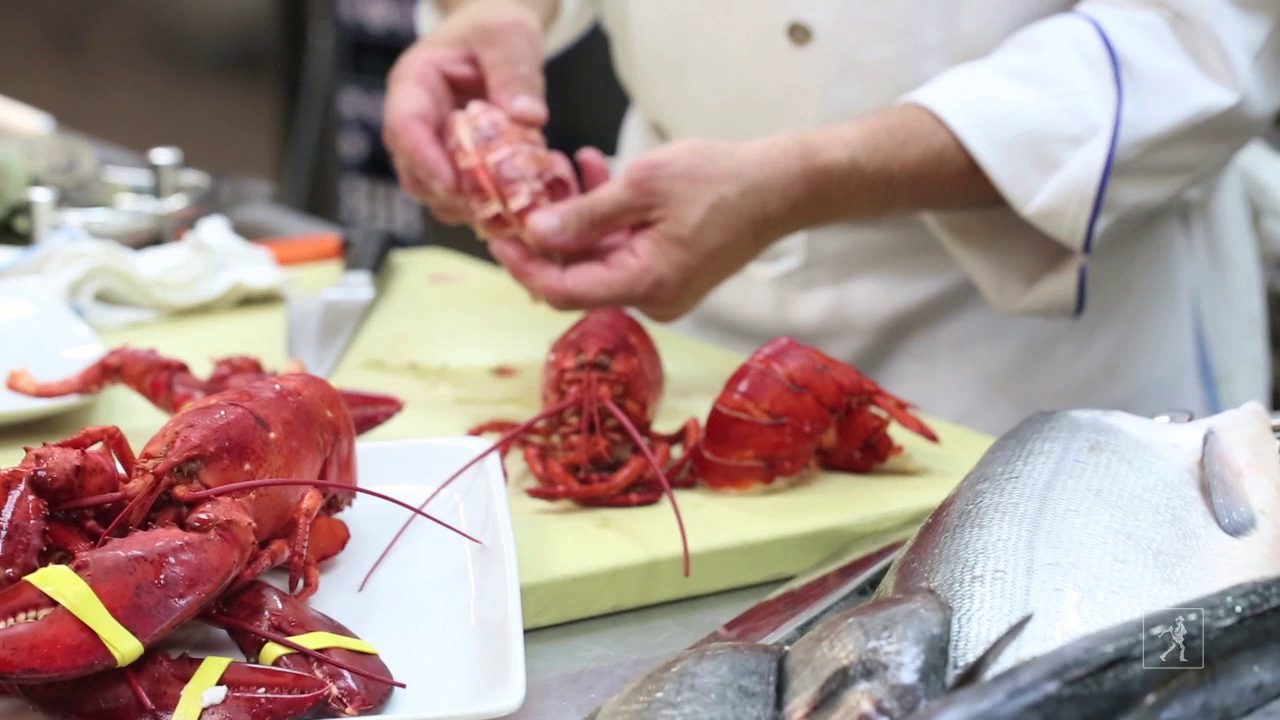 Chef Ben Pollinger's Tips on How to Clean a Lobster