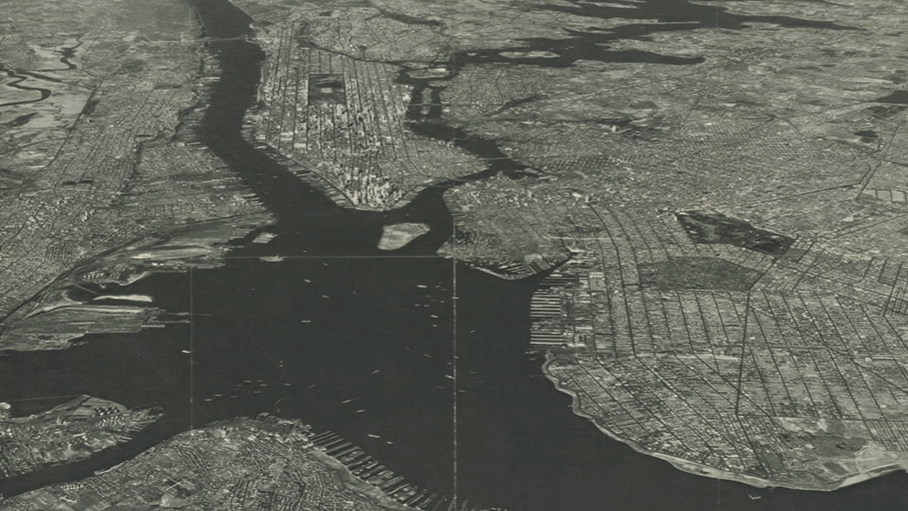 History in Five: The Ecological History of Greater New York