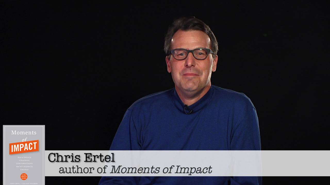 Chris Ertel: What Are You Reading?