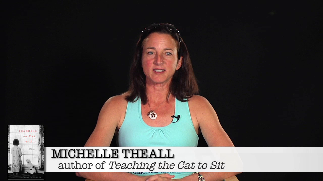 Michelle Theall: What Are You Reading?