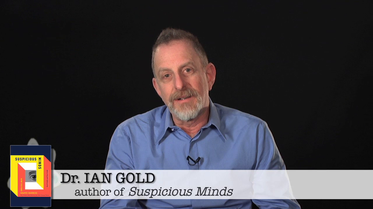 Suspicious Minds | Book by Joel Gold, Ian Gold | Official Publisher