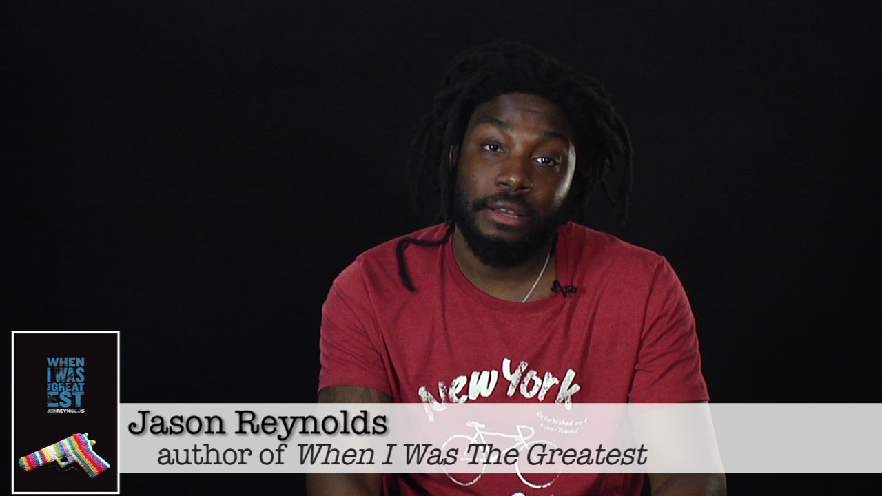 Jason Reynolds: What Are You Reading?