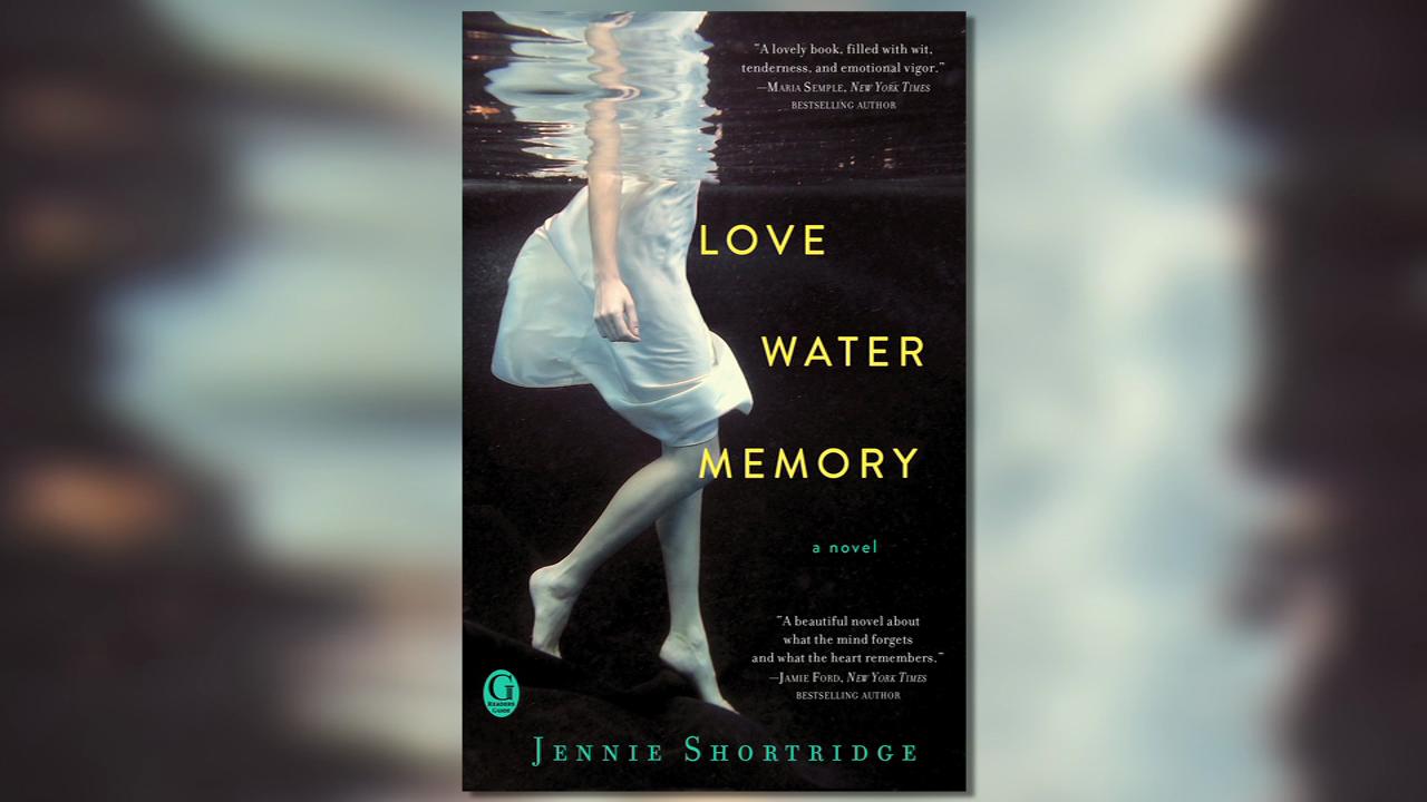 Jennie Shortridge talks about her novel LOVE WATER MEMORY