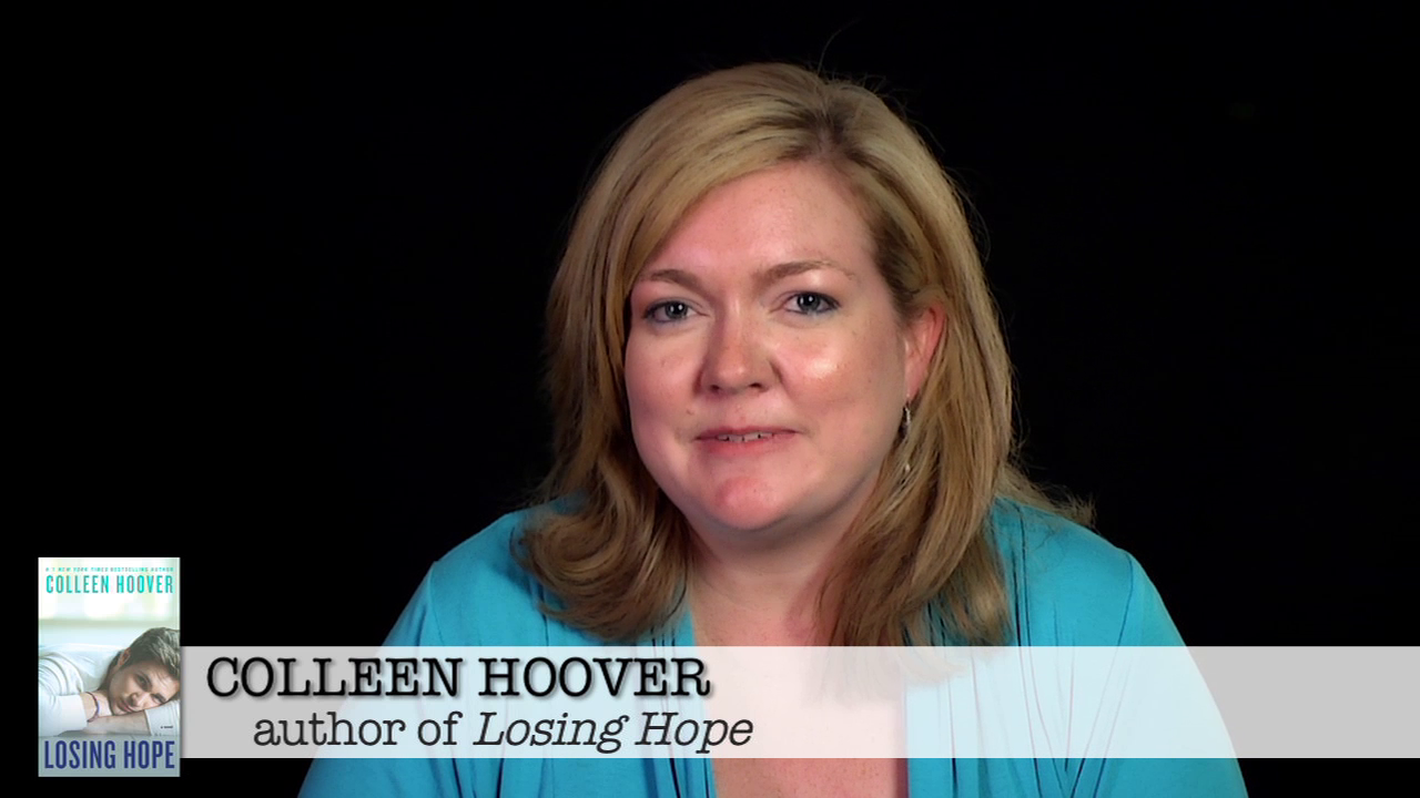 Colleen Hoover: What Are You Reading?