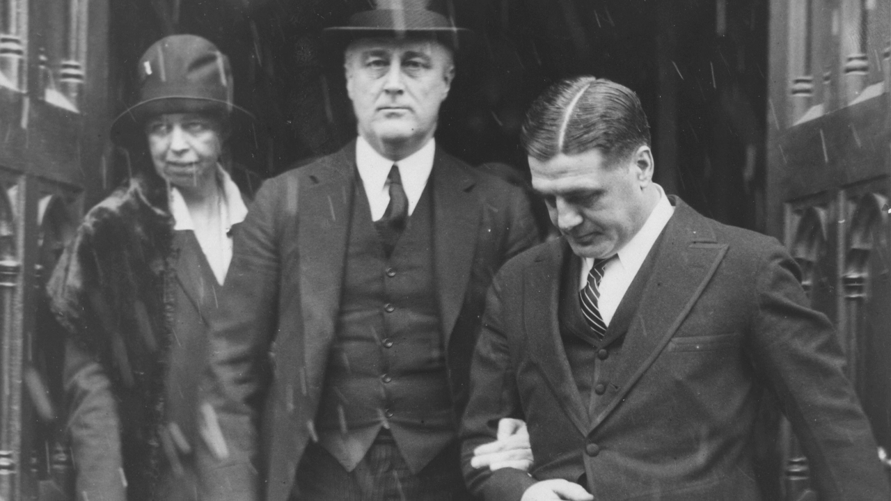 History in Five: James Tobin on How Polio Shaped FDR's Political Career