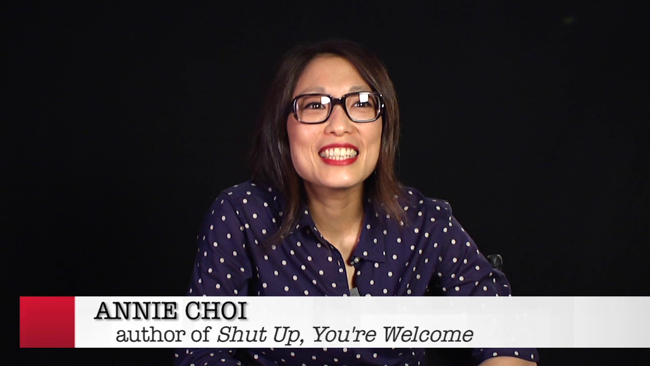 Annie Choi: What Are You Reading?