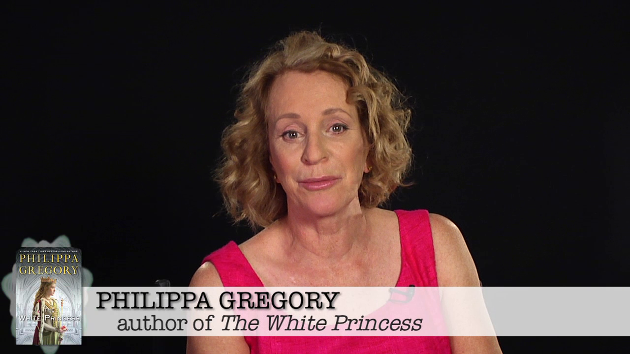 Philippa Gregory: What Are You Reading?