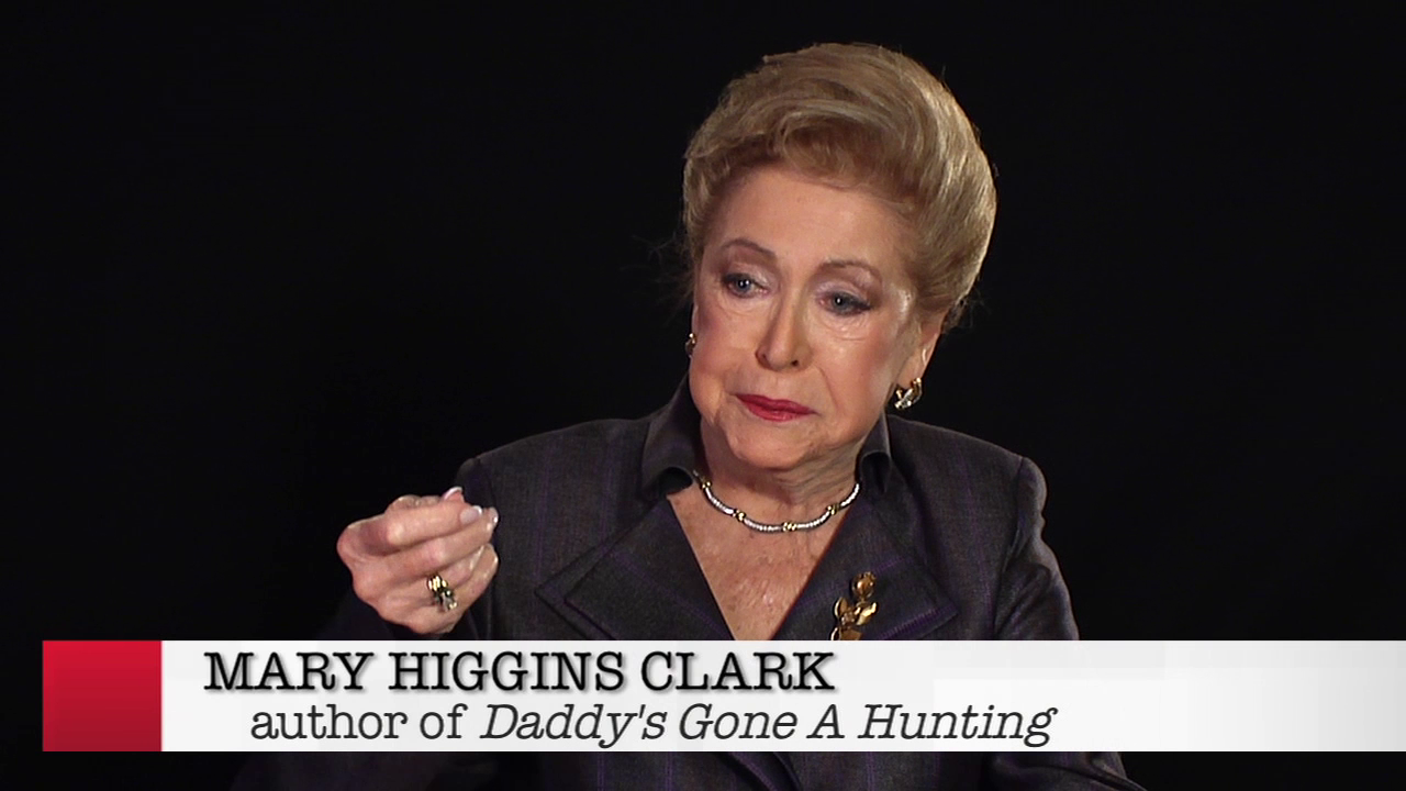 Mary Higgins Clark: What Are You Reading?
