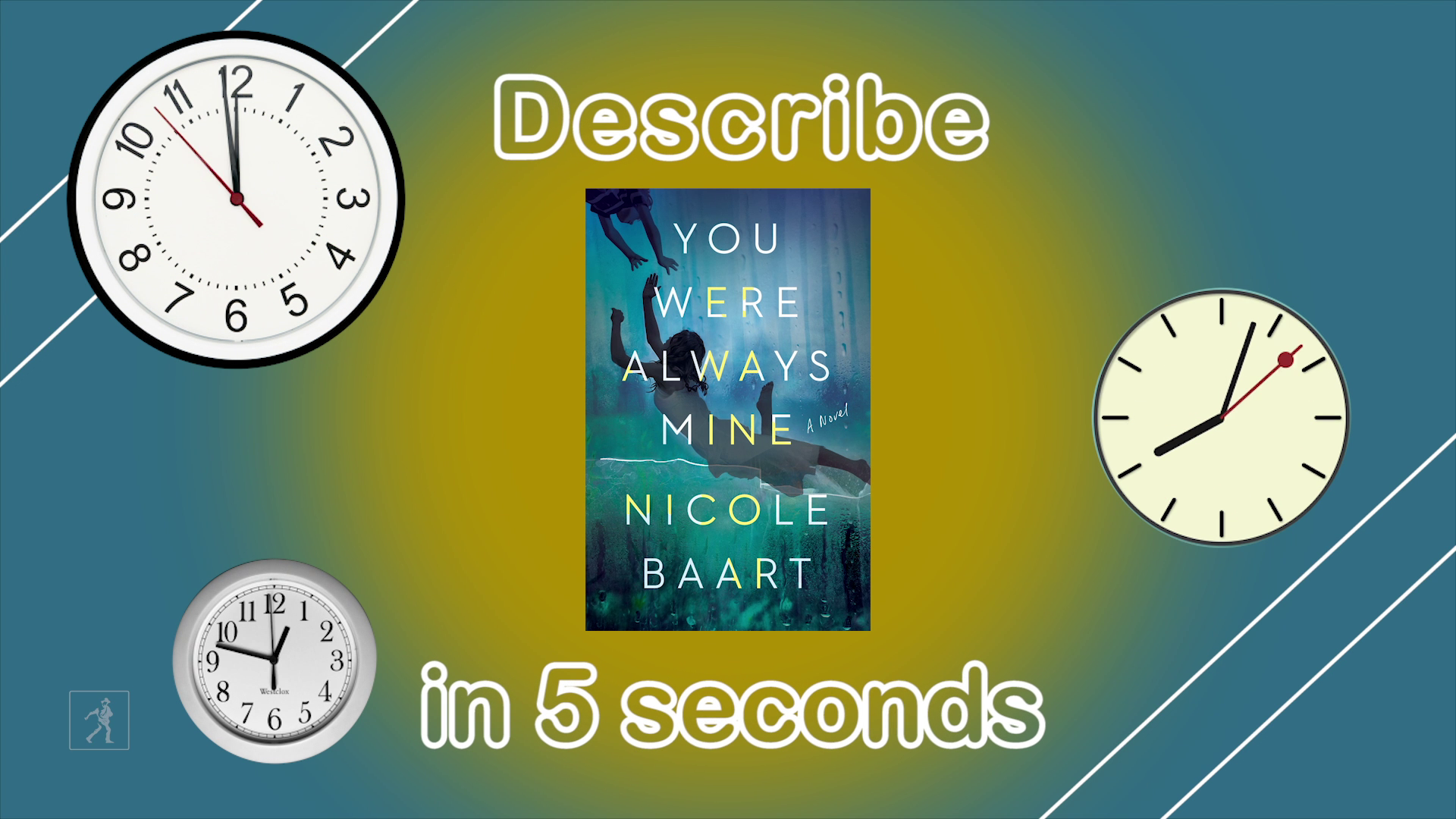 The 5 Second Challenge with Nicole Baart: YOU WERE ALWAYS MINE