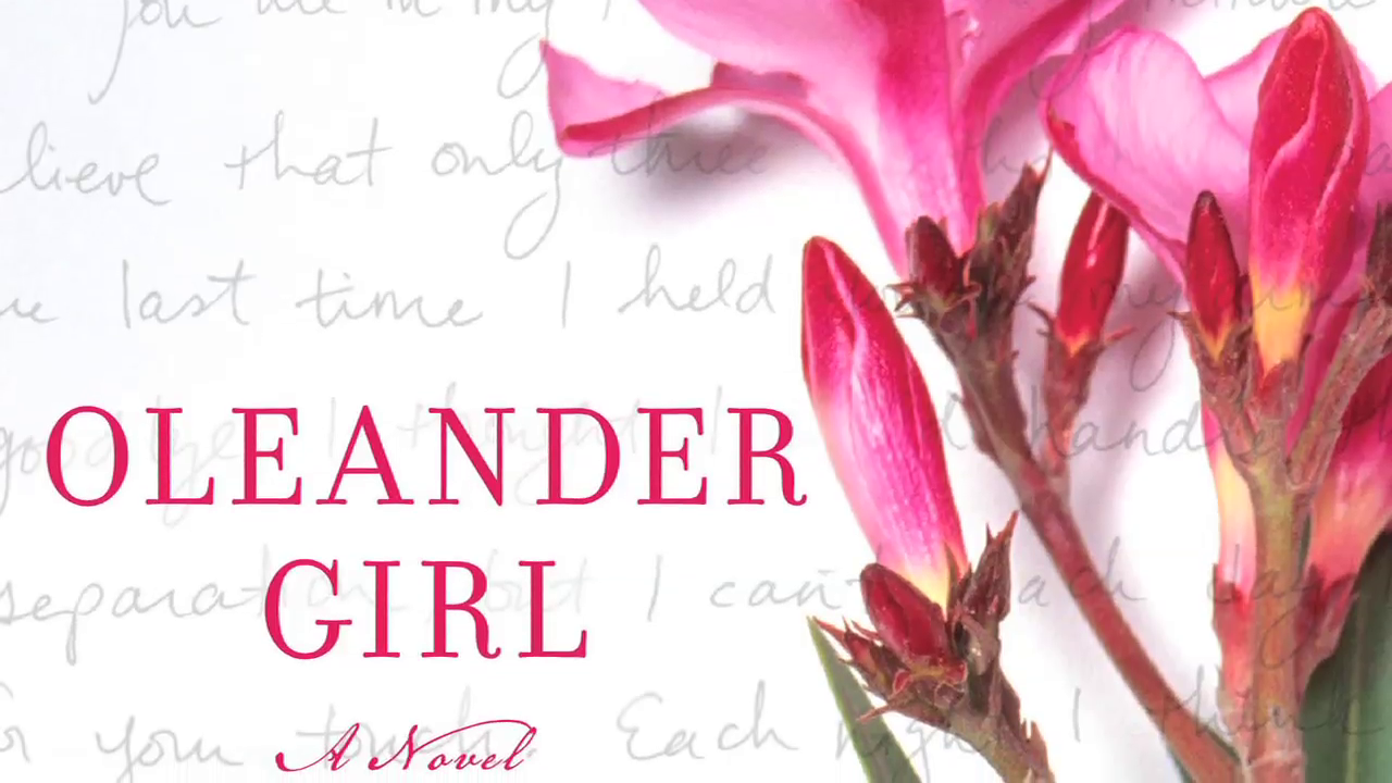 Oleander Girl by Chitra Divakaruni