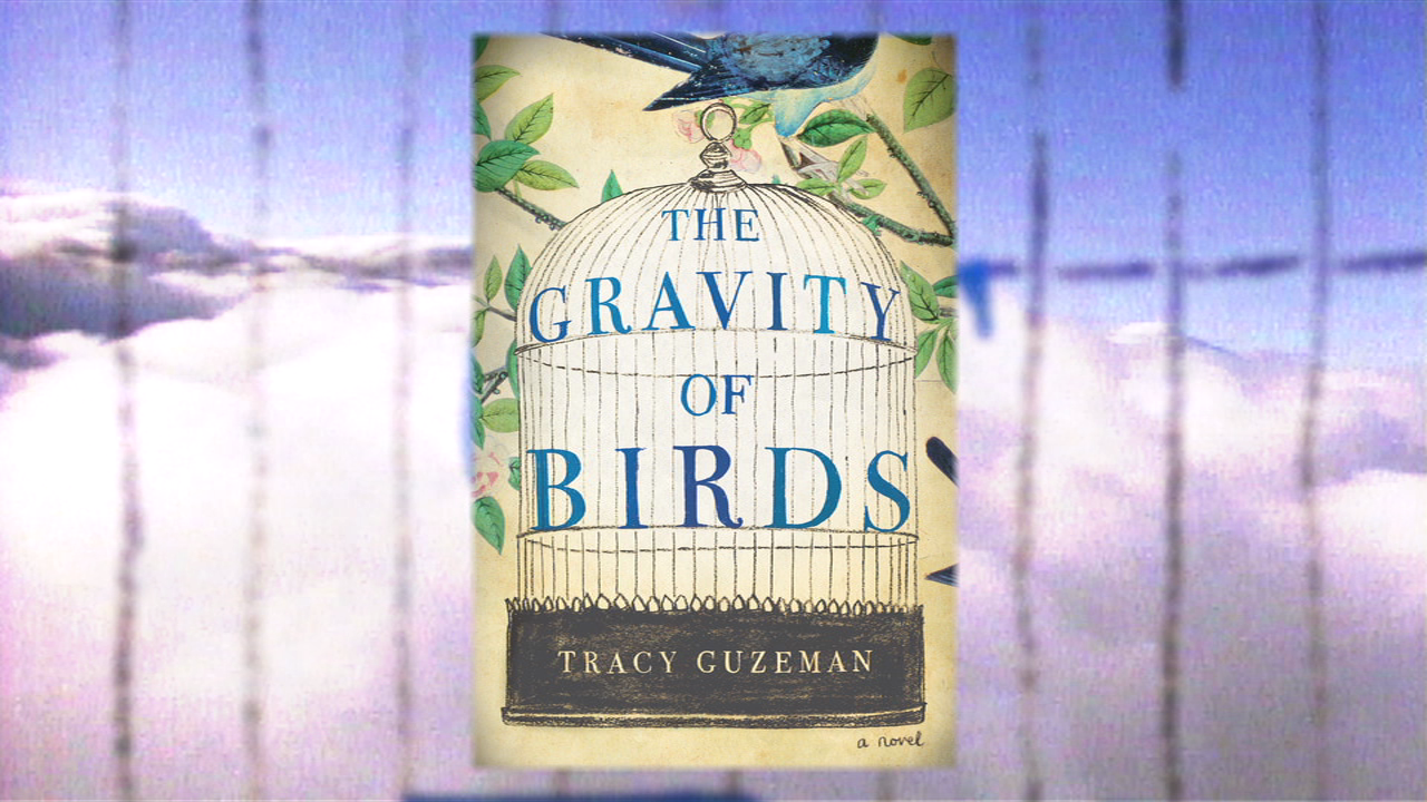 Tracy Guzeman on her debut novel, THE GRAVITY OF BIRDS