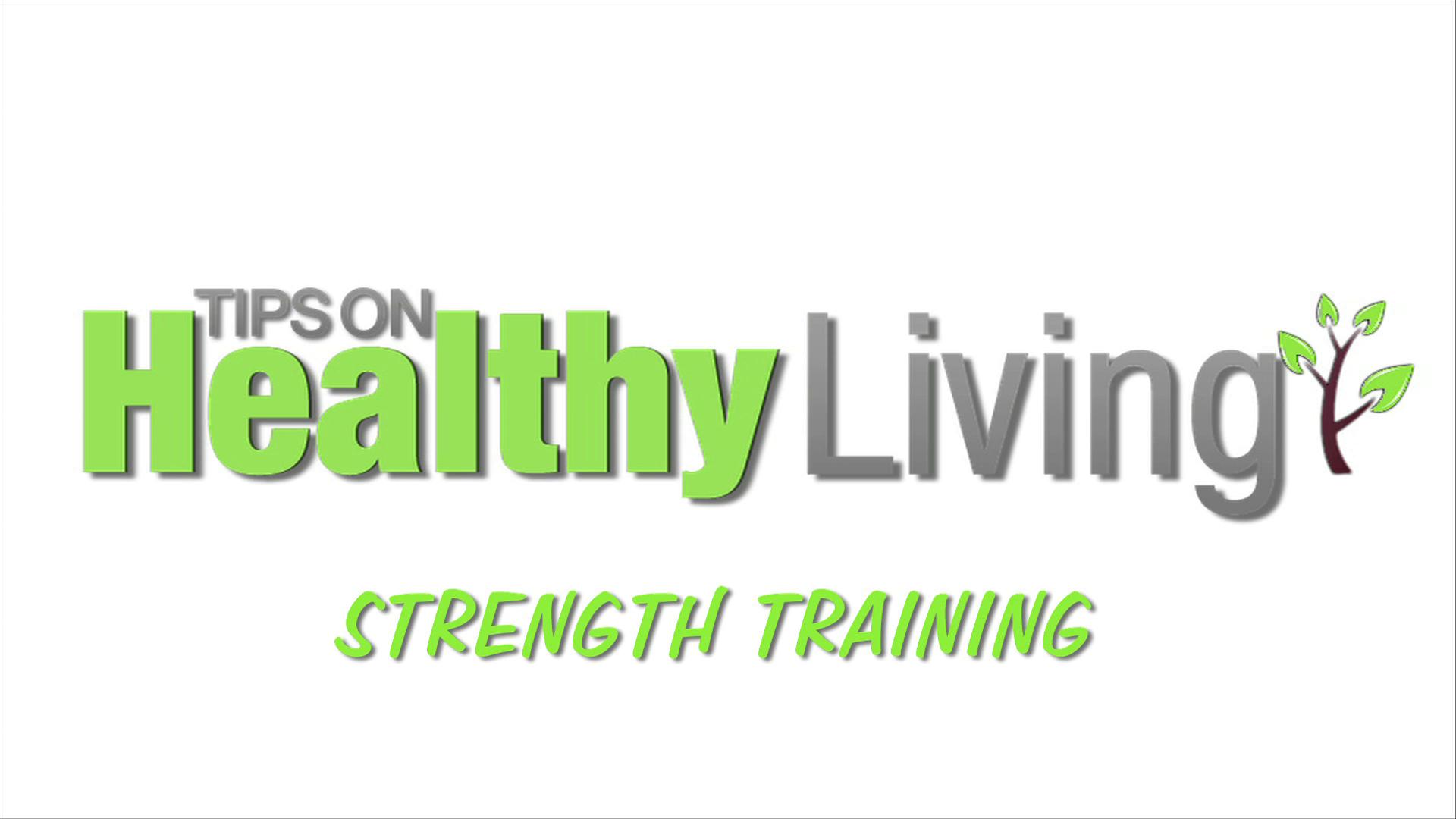 Strength Training with Pete Cerqua