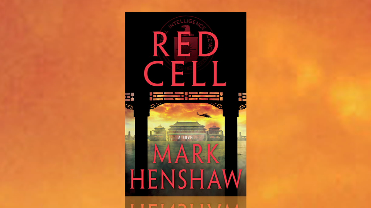Mark Henshaw on His Debut Thriller Red Cell