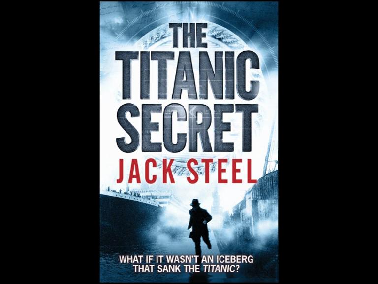 Author Jack Steel discusses his book, The Titanic Secret