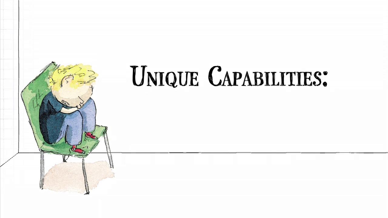 MOMS: Unique Capabilities