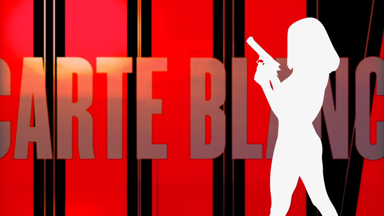 James Bond is Back in CARTE BLANCHE!