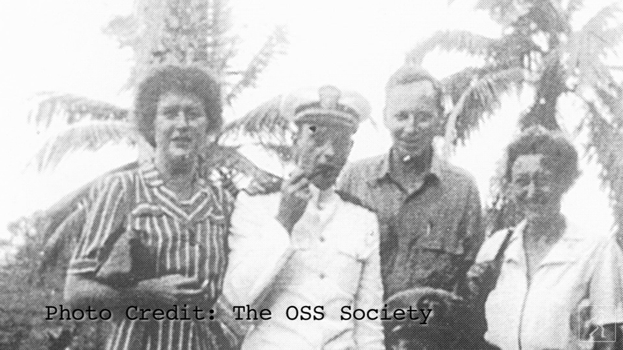 Julia and Paul Child's Real Spy Adventures with the OSS