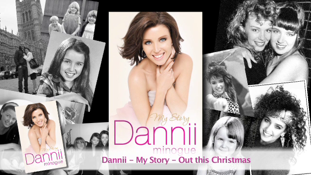 DANNII is ready to tell you her story...