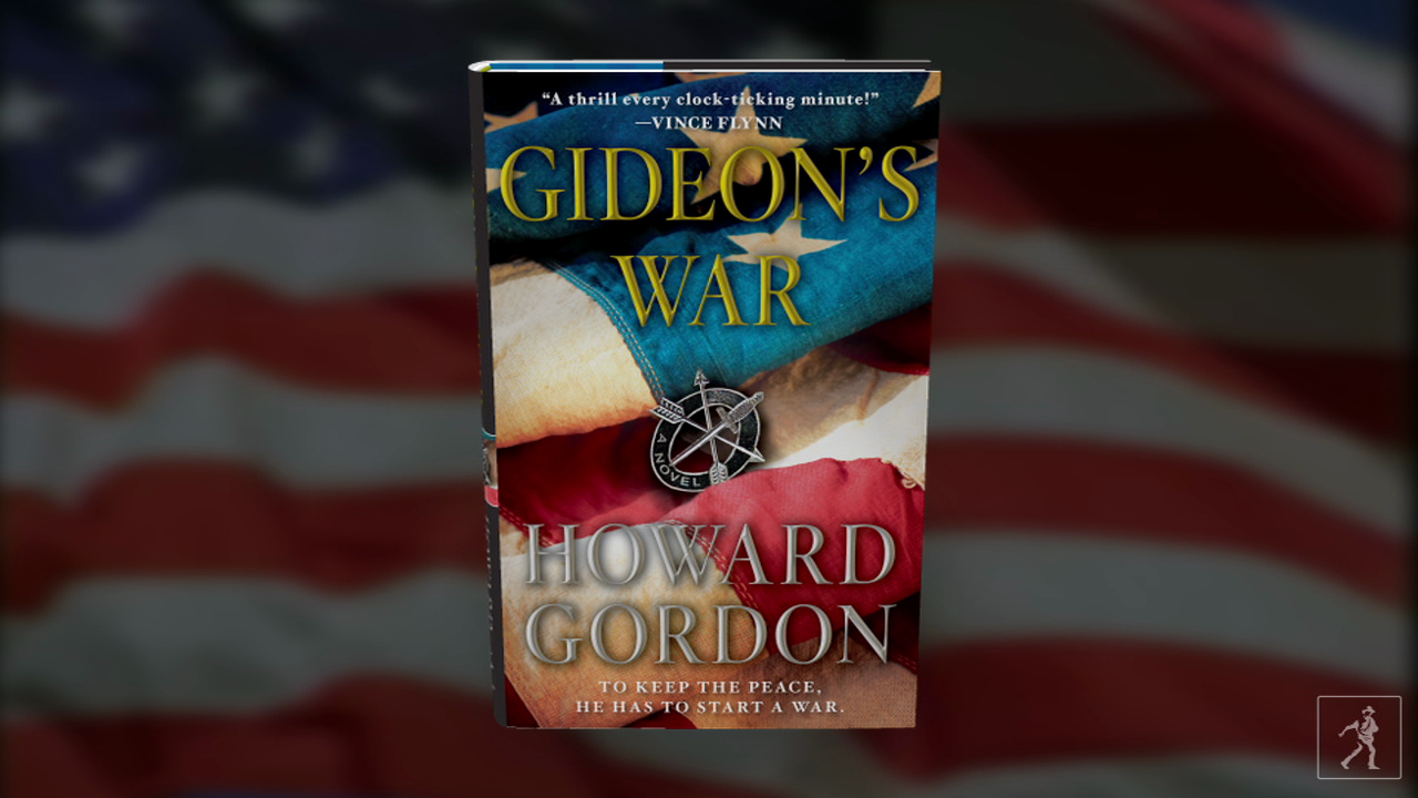 GIDEON'S WAR, brothers at odds