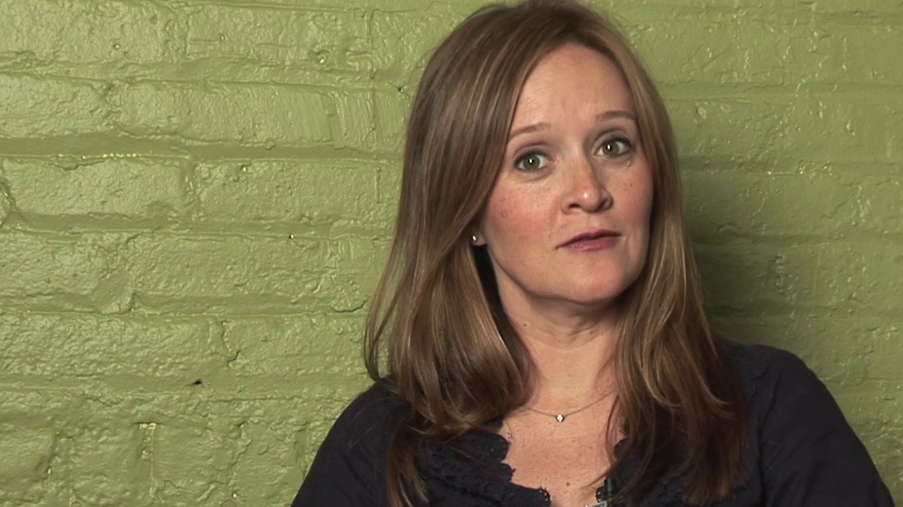 Samantha Bee: I Know I Am, But What Are You?