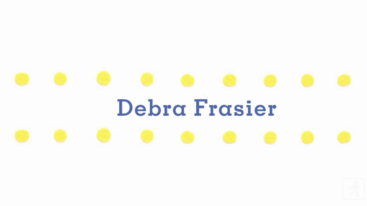 A Fabulous Fair Alphabet - with (and by) Debra Frasier