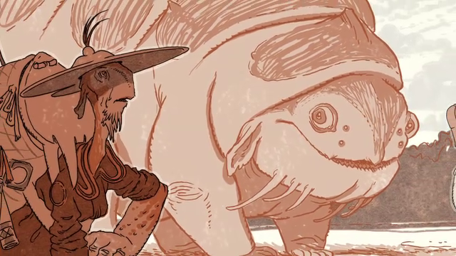 The Search for WondLa: Mini Trailer