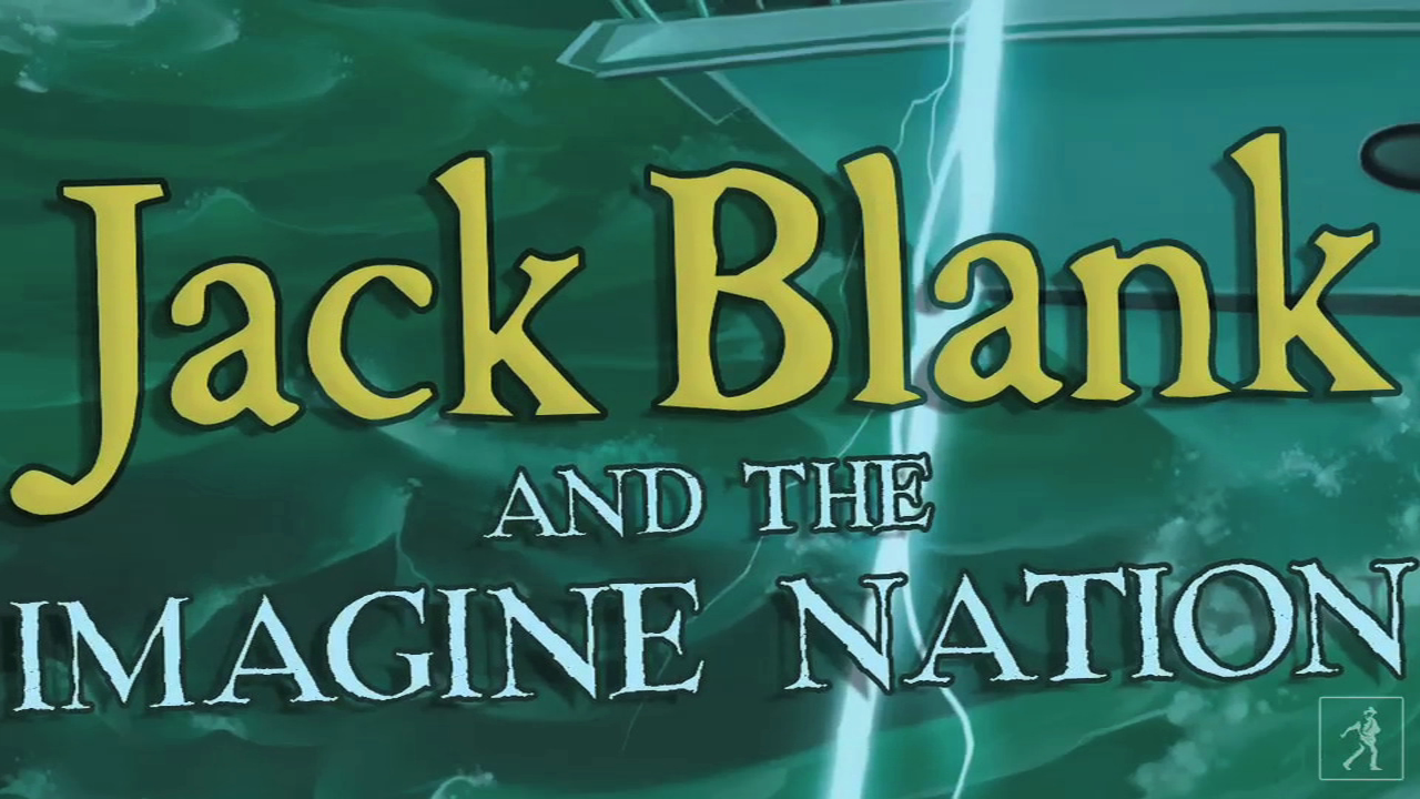 Author Matt Myklusch takes you behind JACK BLANK