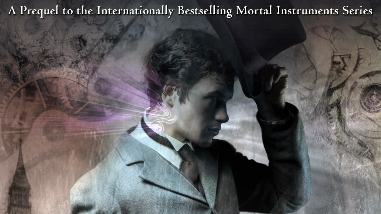 Cassandra Clare reveals the first of her Infernal Devices series: CLOCKWORK ANGEL