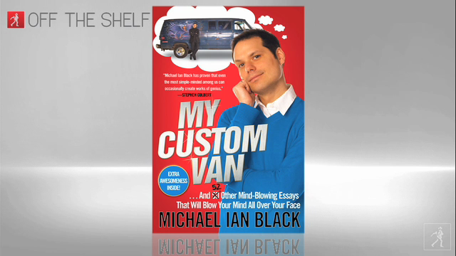 Comedian and Author Michael Ian Black: Off The Shelf