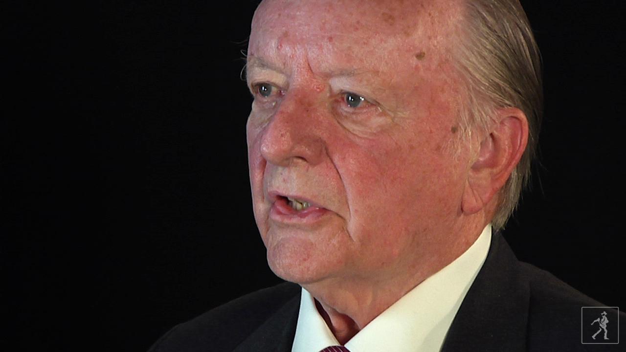 Watch Financial Reporter George Melloan Discuss The Great Money Binge
