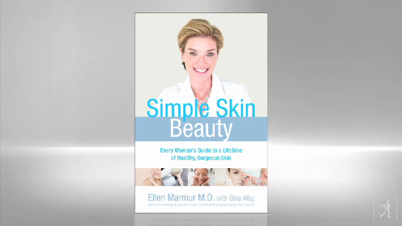 Tips for Simple Skin Beauty from author Ellen Marmur