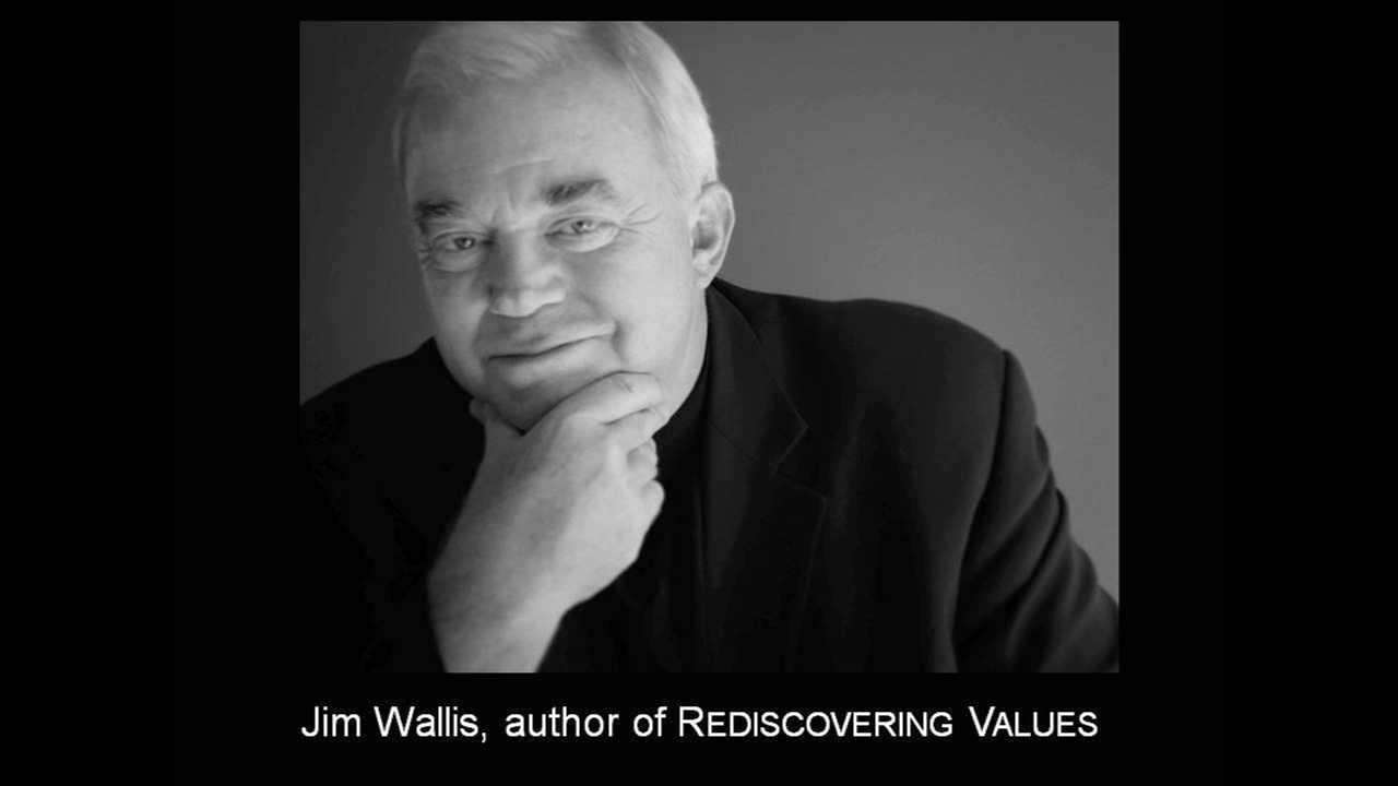 Jim Wallis On The Economic Crisis