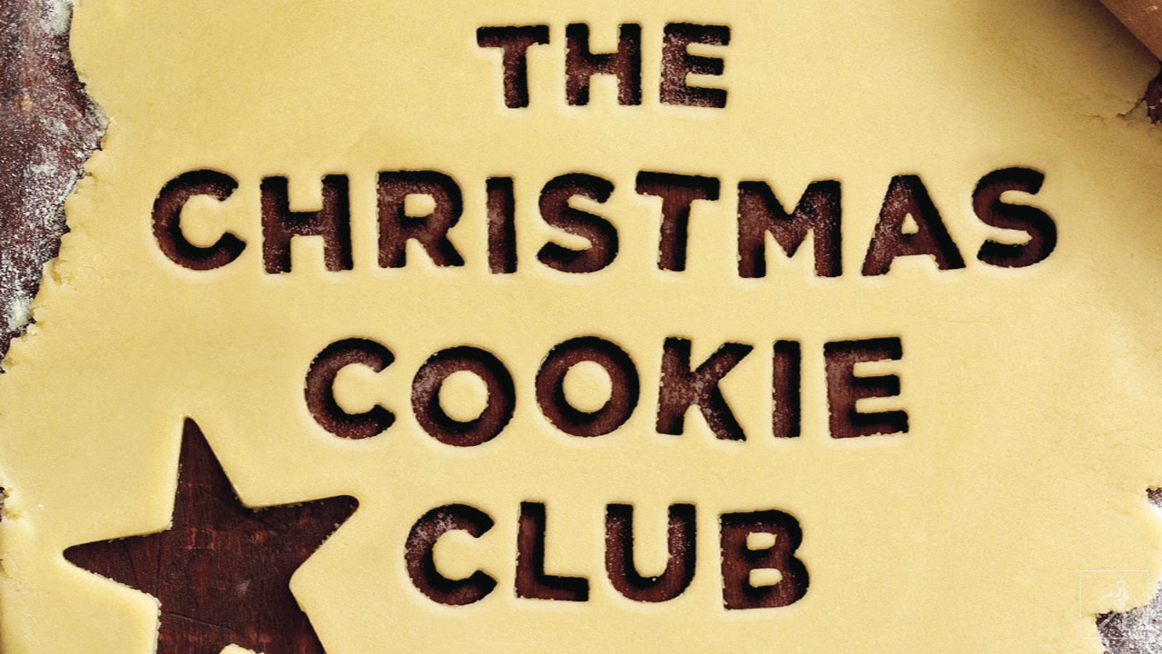 Share a holiday treat with Author Ann Pearlman's  Christmas Cookie Club