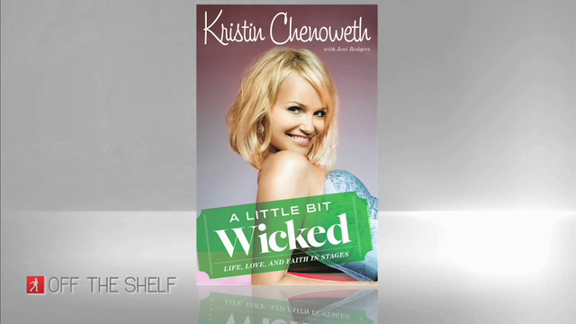 Actress Kristin Chenoweth: Off The Shelf