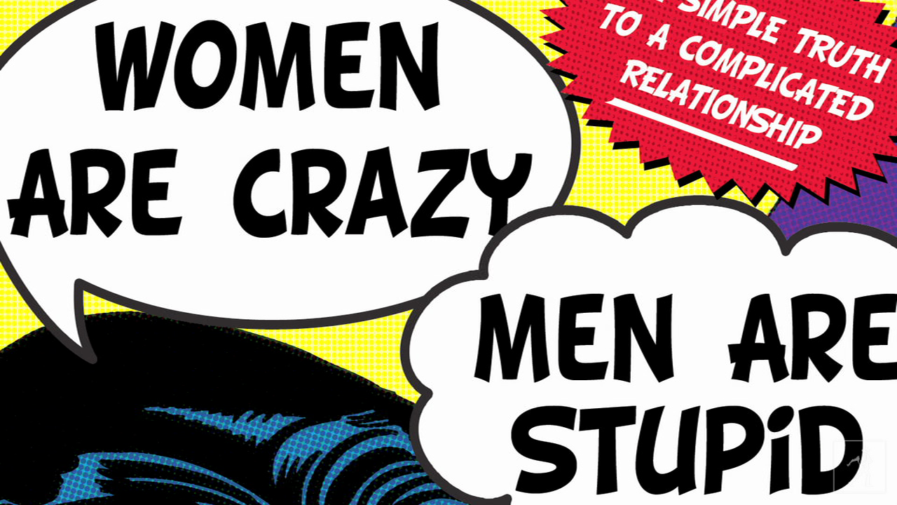 Authors Howard Morris & Jenny Lee: Women Are Crazy, Men Are Stupid