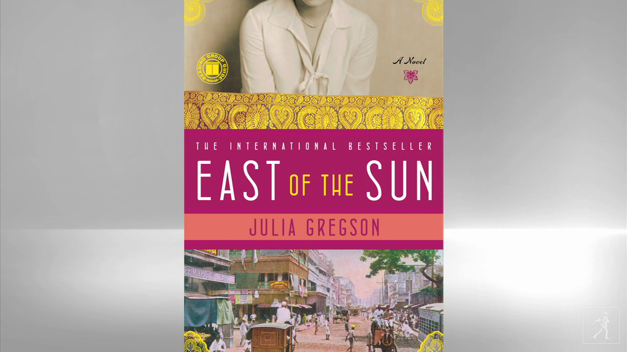 A new novel from Julia Gregson: East of the Sun
