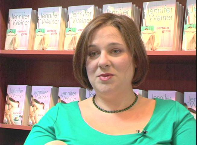 Meet Novelist Jennifer Weiner