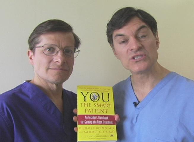 Meet Dr. Michael Roizen & Dr. Mehment Oz