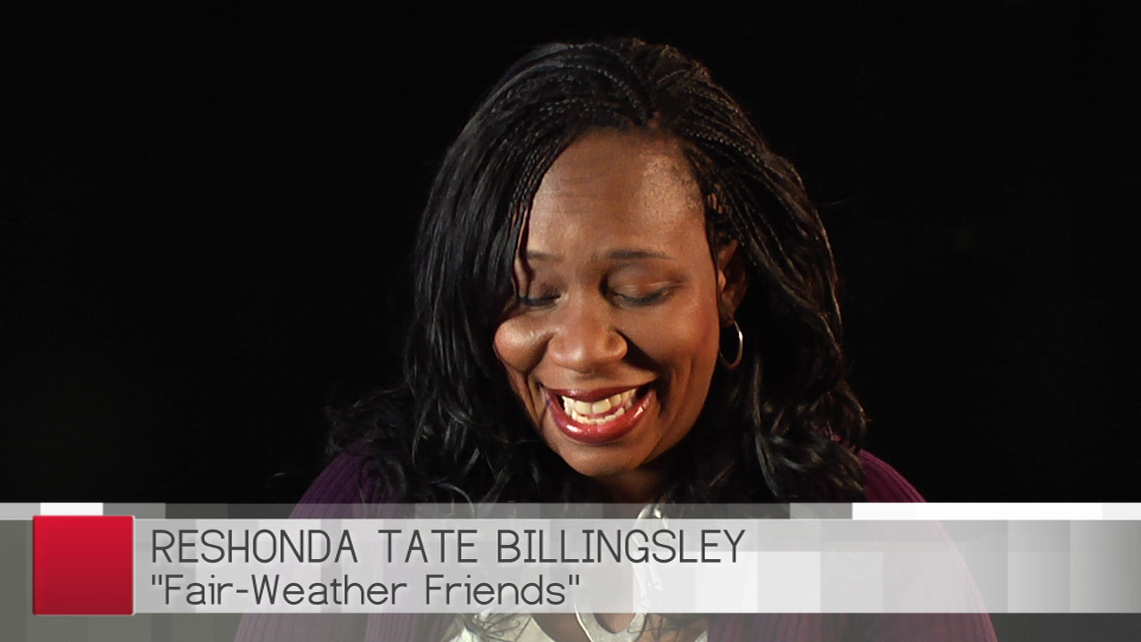 Author ReShonda Tate Billingsley Wishes She Had This Talent