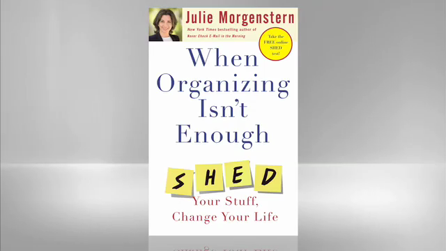 Julie Morgenstern: When Organizing Isn't Enough