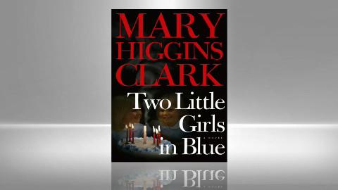 Mary Higgins Clark: Two Little Girls in Blue