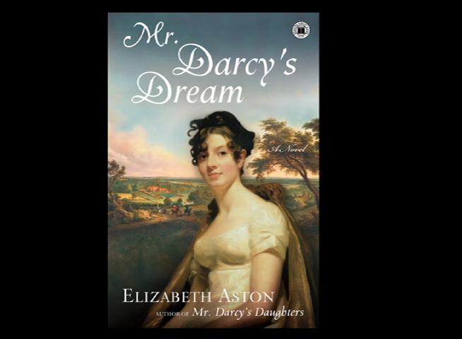 "Meet Elizabeth Aston: ""The Darcy Connection"""