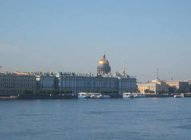 Discover New Russia with New York Times Bestselling Novelist Ted Bell