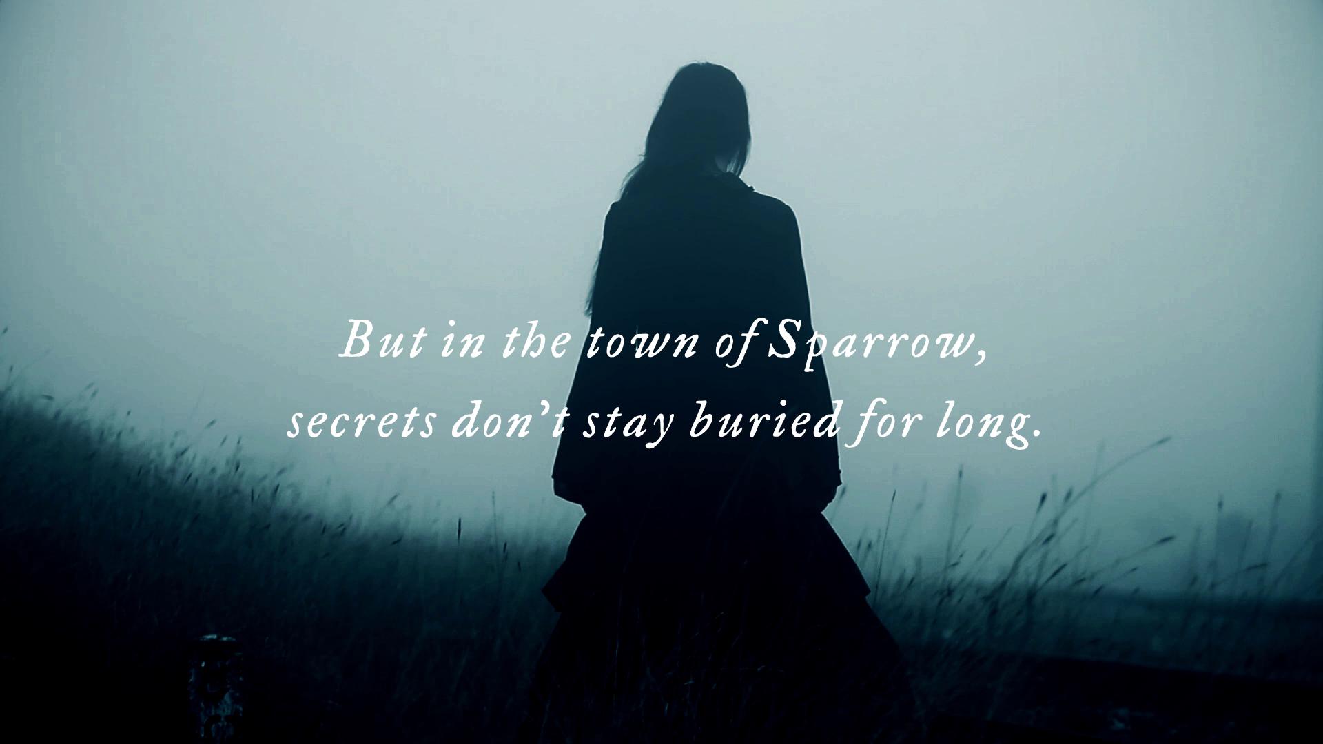 Secrets: THE WICKED DEEP Book Trailer