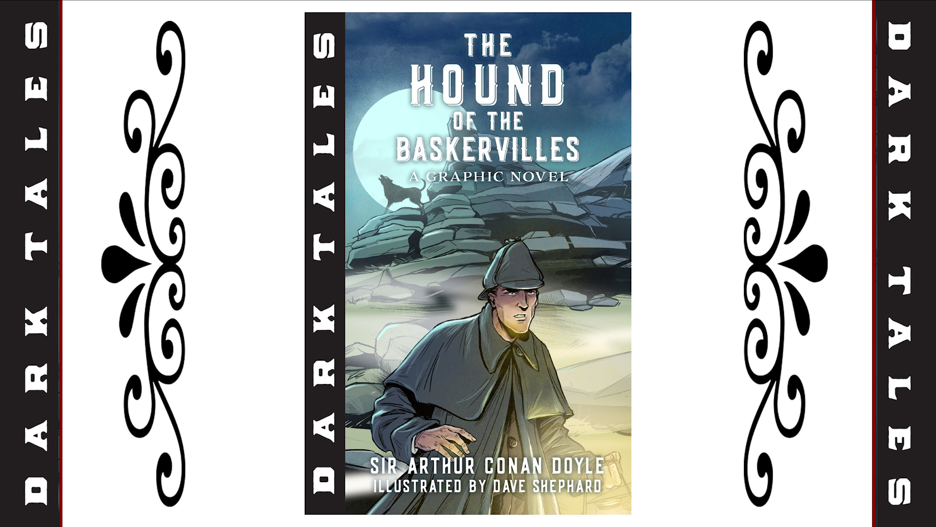 DARK TALES: THE HOUND OF BASKERVILLES