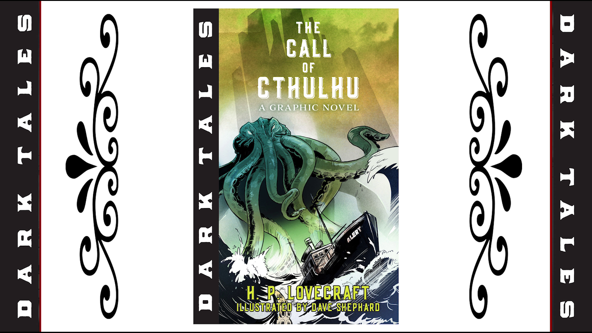 DARK TALES: THE CALL OF THE CTHULHU