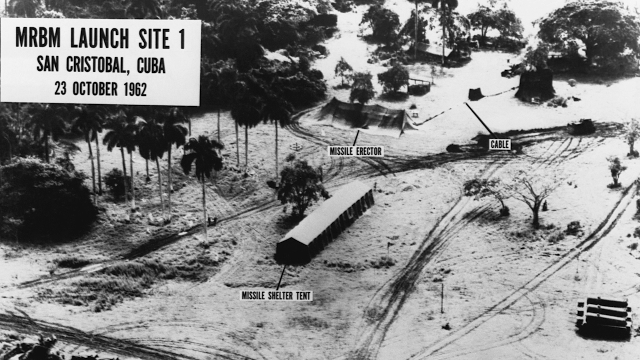 Bobby Kennedy and the Cuban Missile Crisis