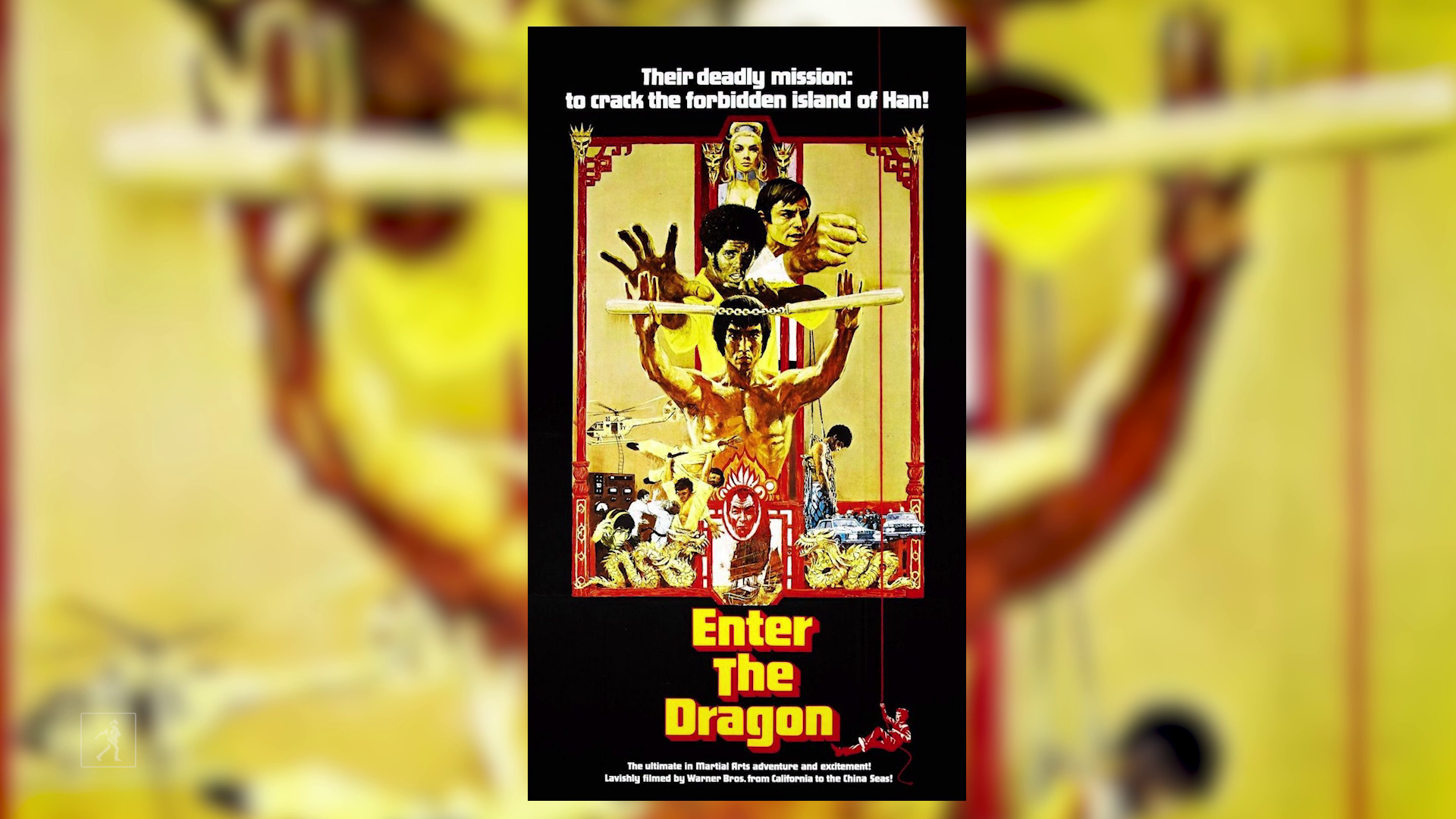 """Enter the Dragon"" And The Kung Fu Craze"