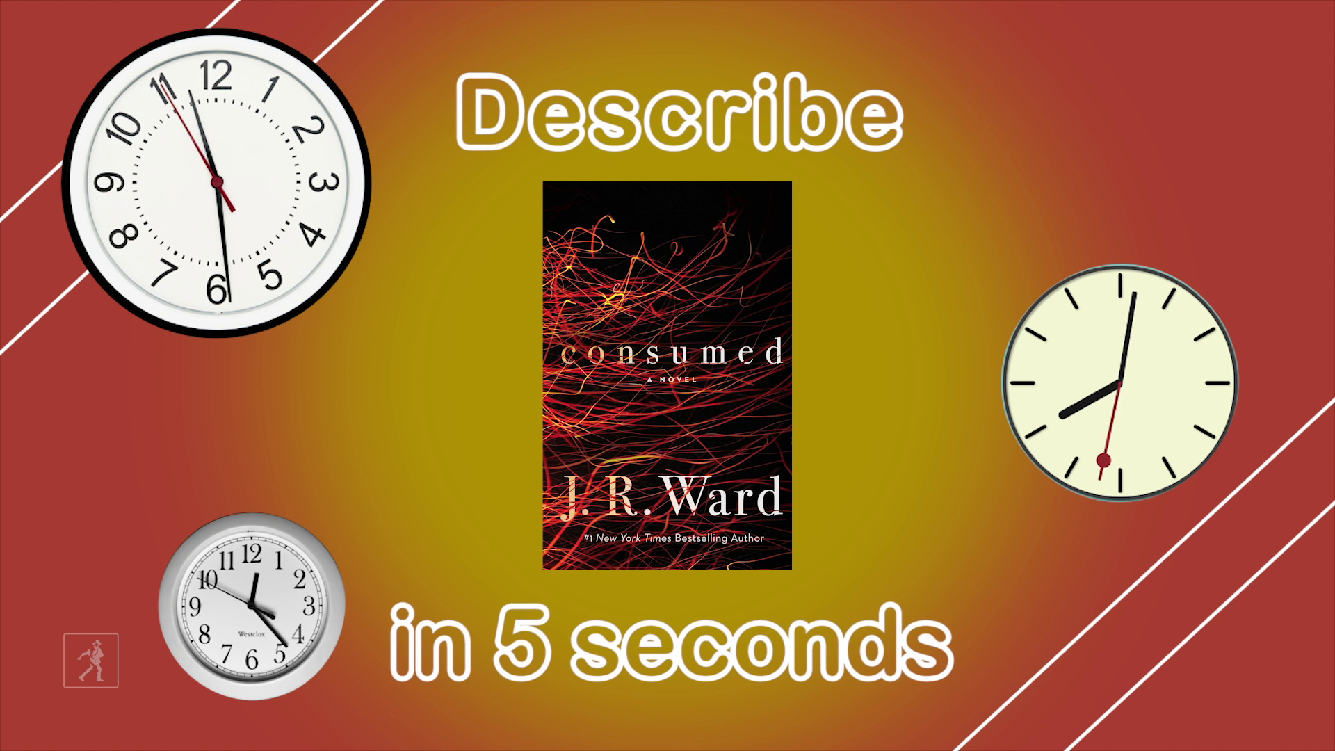 The 5 Second Challenge: CONSUMED